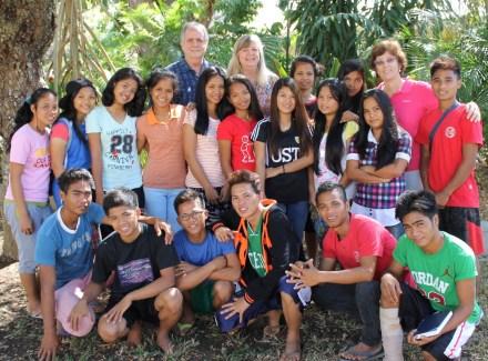Palawano Young People's Seminar Group Shot