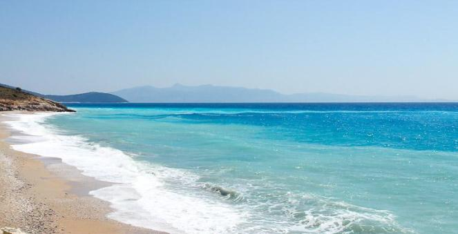 beaches Albanian Riviera