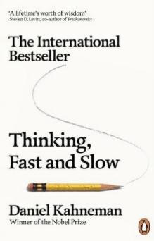 Daniel Kahneman- Thinking, Fast and Slow