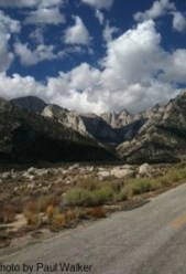 Mt. Whitney, Lone Pine, CA