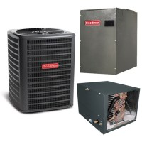 2.5 Ton Goodman 16 Seer Variable Speed Central Air ...