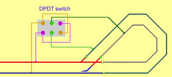 Wiring Dpdt Reverse - Wiring Diagram