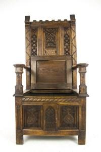 Antique Gothic Chair | Antique Furniture