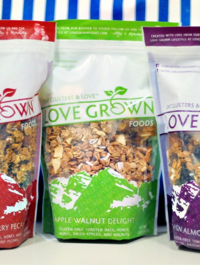 Love Grown Giveaway!
