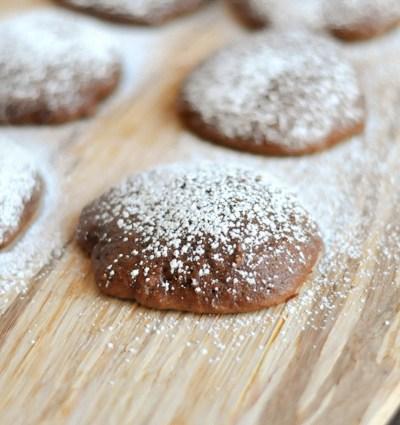 Tiramisu Ricotta Cookies