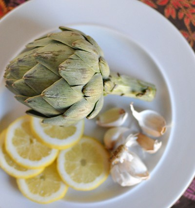 First Time Artichoke Maker