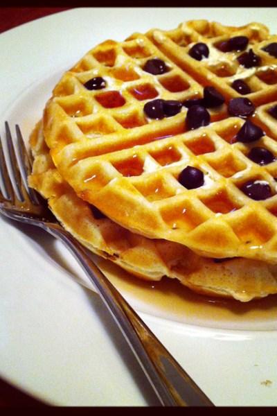 Saturday, Waffle Saturday