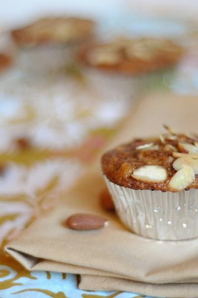 Apple Almond Muffins
