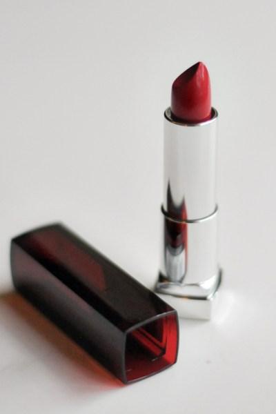 #LiveBoldly Day 1: Wear Red Lipstick