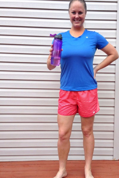 A Workout Gear Switch-Up