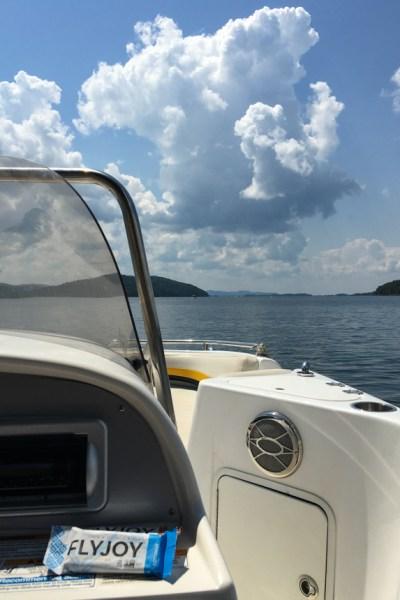 An Adventure to Lake Ouachita