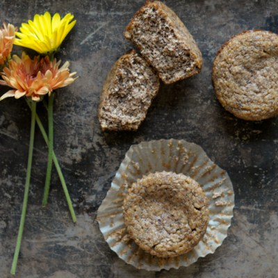 What a Food Blogger Eats: Paleo Sticky Coffee Cake Muffins