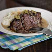 Crock-Pot Rancher's Roast Beef
