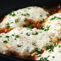 Baked Ricotta Chicken