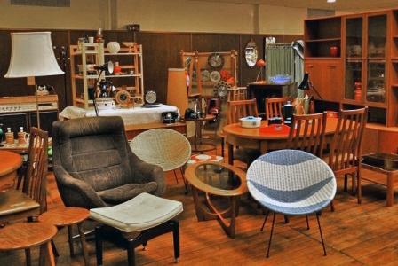 vintage furniture store in london ltt