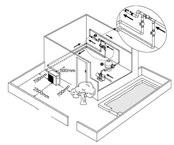 continental underfloor heating wiring diagram