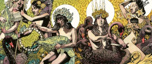 Baroness-Yellow-Green