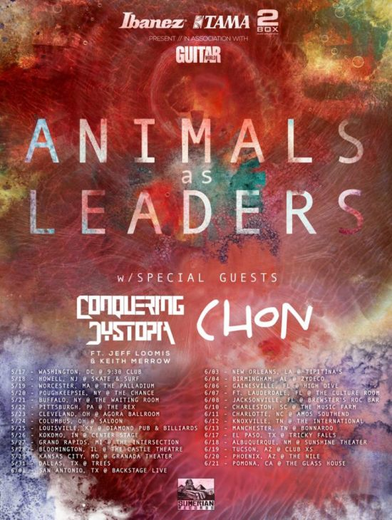 Animals-As-Leaders-Conquering-Dystopia-tour-2014