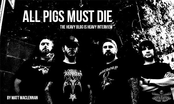 all pigs must die