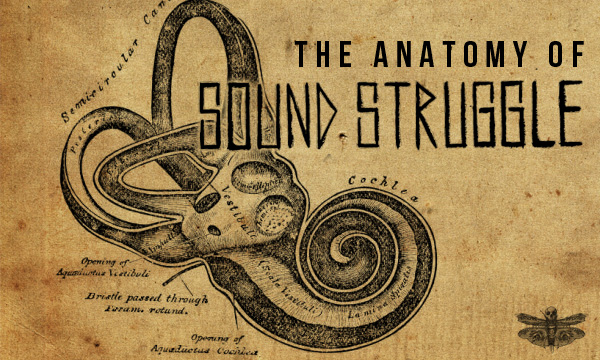 the anatomy of sound struggle