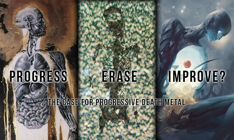 progress erase improve