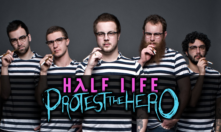 half life of protest the hero