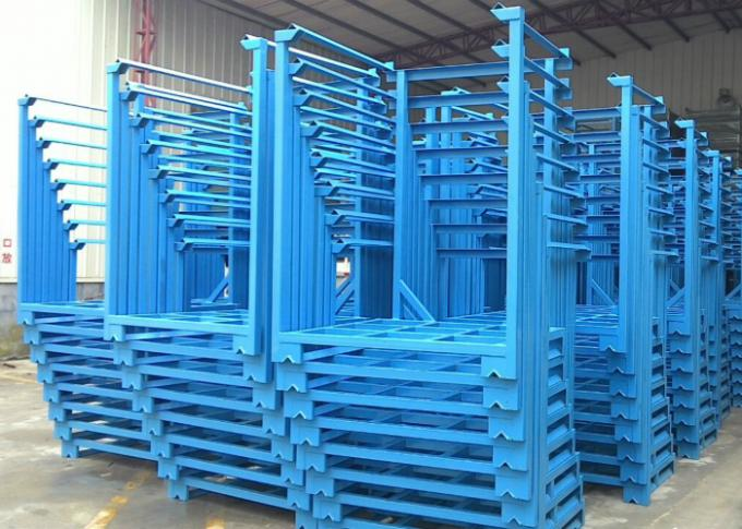 Industrial Heavy Duty Portable Stacking Racks For Tire Storage