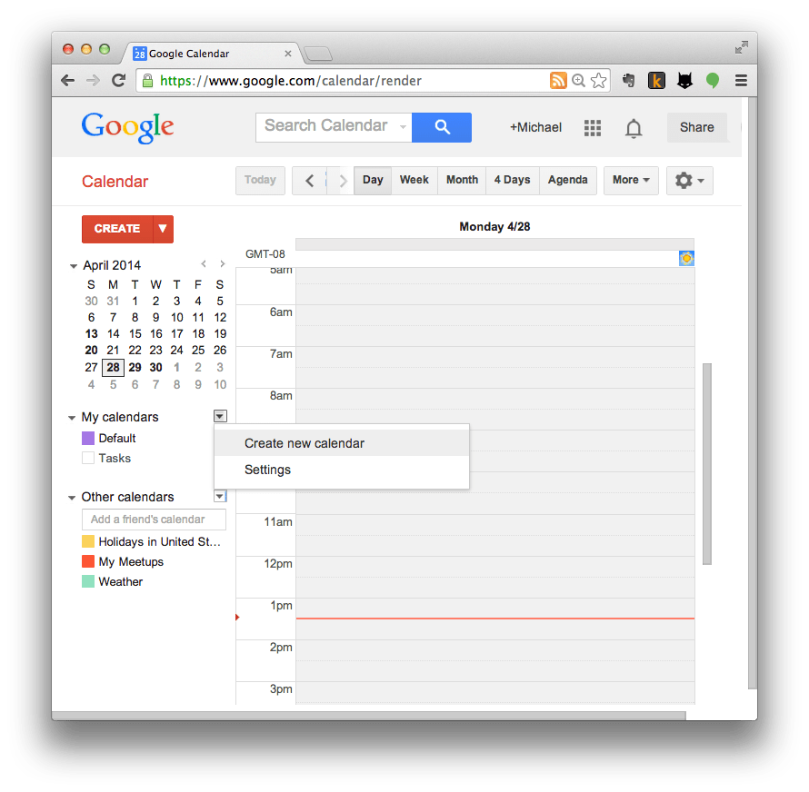 Create A New Google Calendar Jewish Holidays Google Calendar Jewish Holidays Download Hebcal Help Hebcal Jewish Calendar Page 6