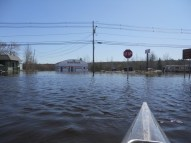 clear kayak in tupper lake ny flood