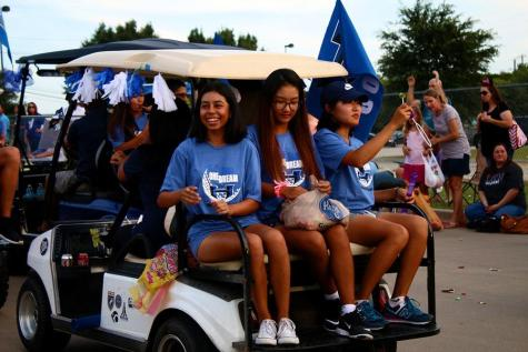 Homecoming Parade: 9/22