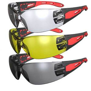 Pinnacle Safety Glasses