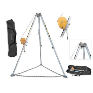 Zero Apex Aluminium Tripod with Winch