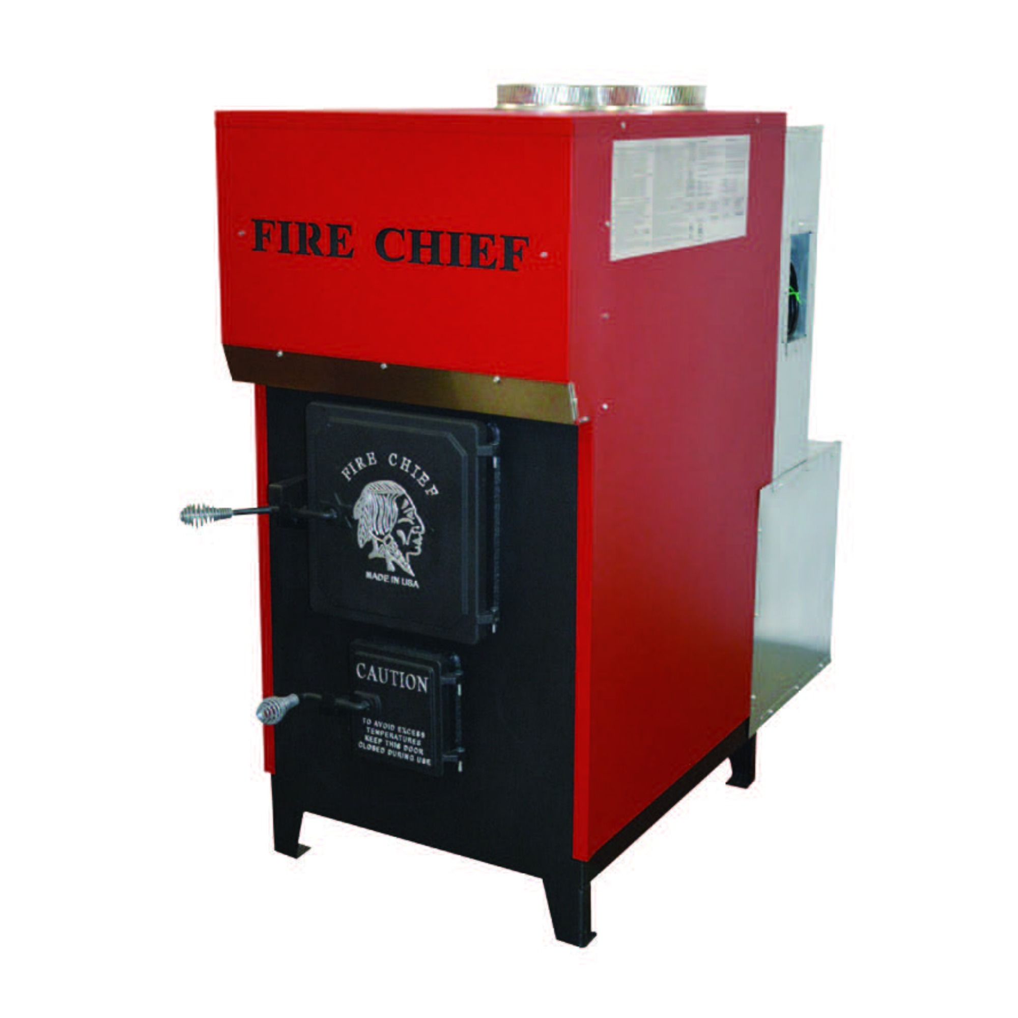 Fire Chief Indoor Wood Furnace Fc1700 Hechlers