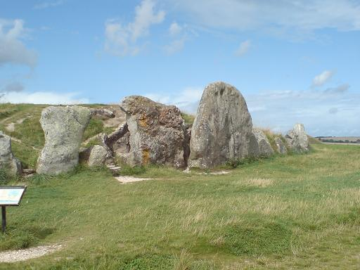 West Kennett Long Barrow (8)