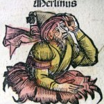 Merlin - a sonless man we presume