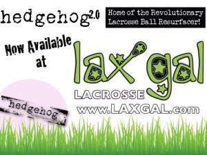 LaxGal Lacrosse Ball Cleaner