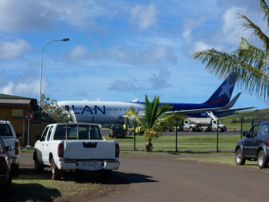 Rapa Nui Airport