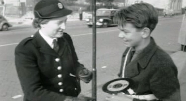 eerste vrouwelijke politie heerlen