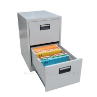 Metal 2 Drawer File Cabinet - Luoyang Hefeng Furniture