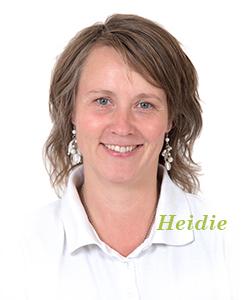 Heidie Johanssson Heidies Hälsa