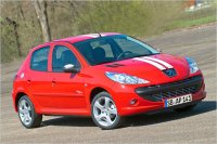 Peugeot 206+ Street Racing: Sportliches Sondermodell ...