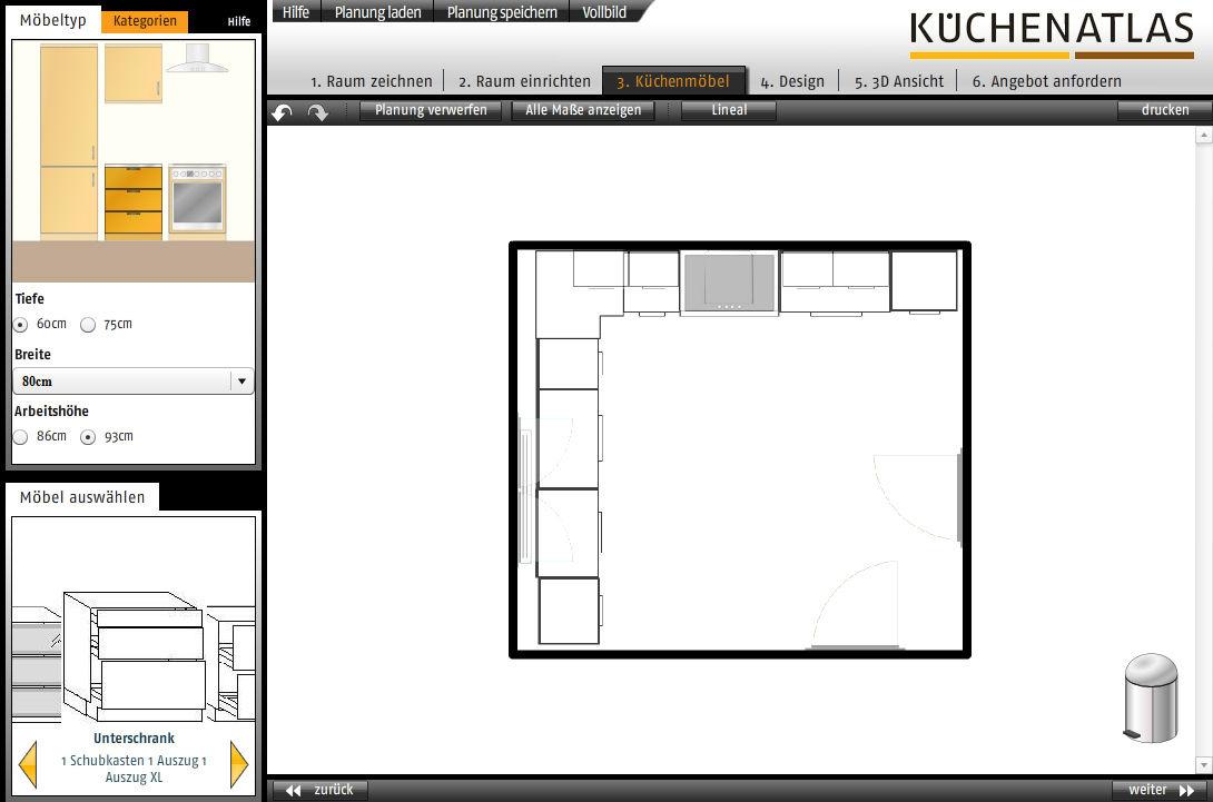 Praktische Planungstools   Nobilia Küchen. Design Küchen Im
