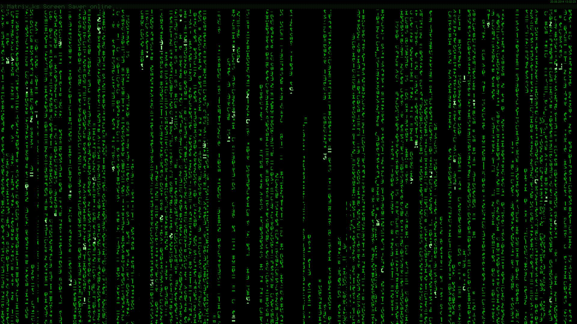 3d Server Wallpaper The Matrix Trilogy Screensaver Heise Download