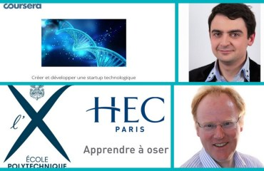 Mooc : start up technologique