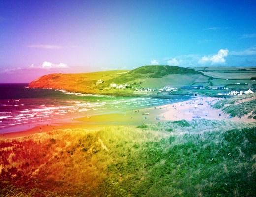 Photo Essay: Croyde in Colour