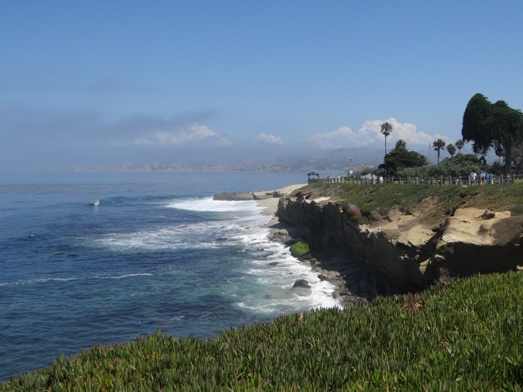 California Road Trip Itinerary - La Jolla