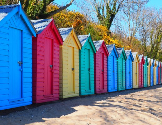 Llanbedrog Beach, North Wales www.heleninwonderlust.co.uk
