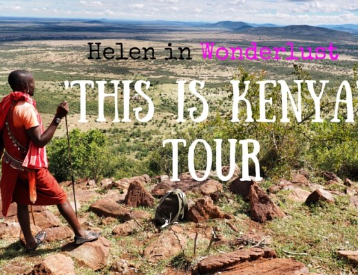 Helen in Wonderlust This is Kenya Tour