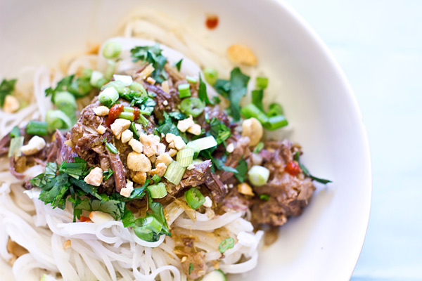 Thai lemongrass beef is good for you