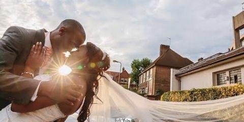 Coolest wedding photos 7